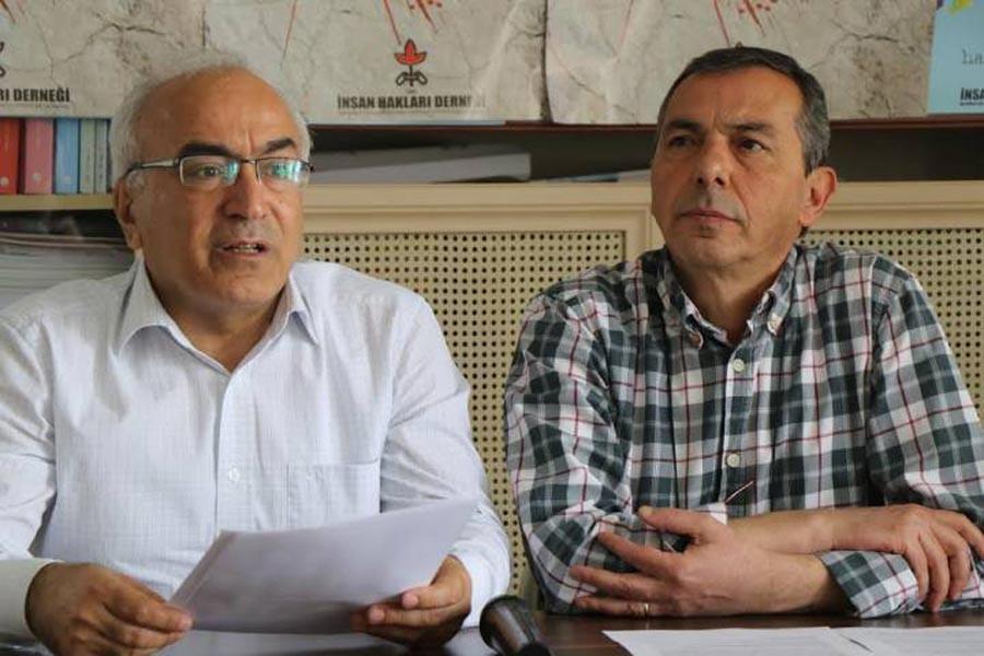 İHD ve TİHV: İnsan hakları abluka altında