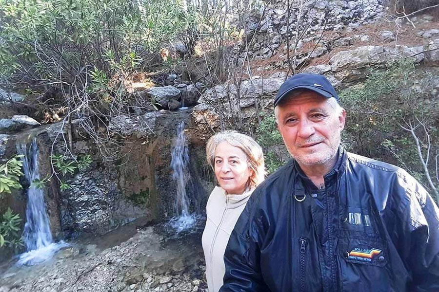 Çevreci çift cinayeti davasında tahliye