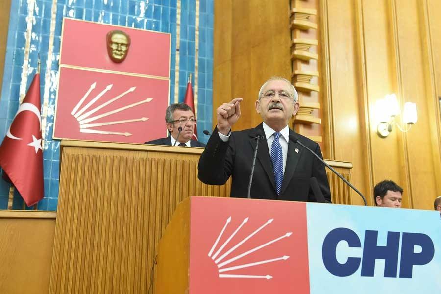 Kılıçdaroğlu: Erdoğan, 'Rabia' işaretinden vazgeçmeli