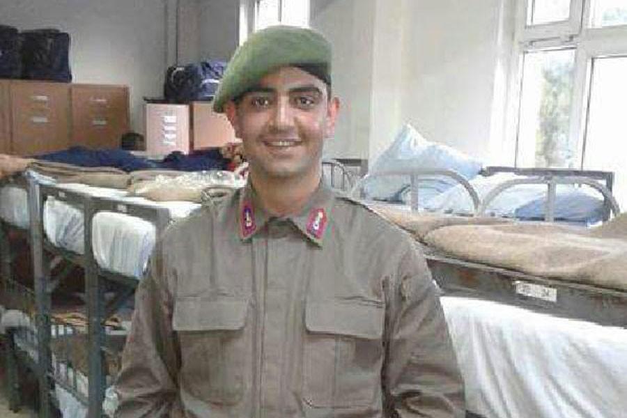 Antep'te 'Asker  intiharı' iddiası