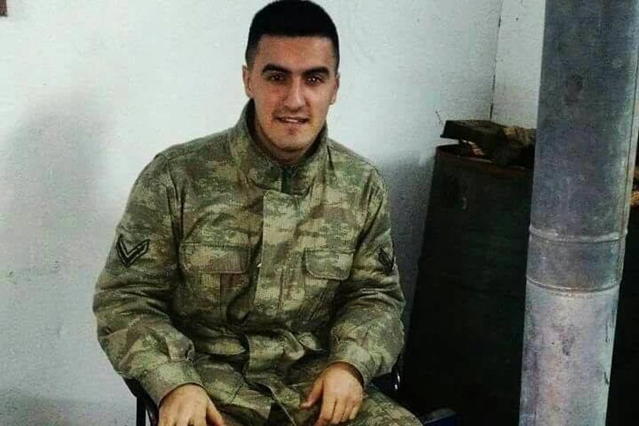 İçtima sırasında fenalaşan asker hayatını kaybetti