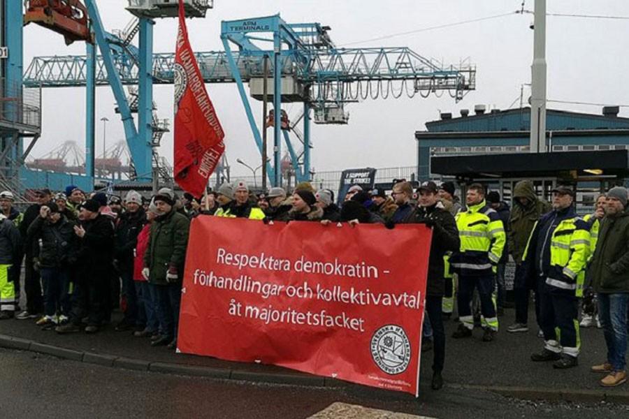 İsveç hükümeti, grev hakkını sınırlamaya hazırlanıyor
