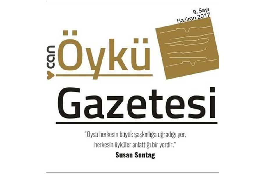 Öykü Gazetesi'nin 9. sayısı çıktı