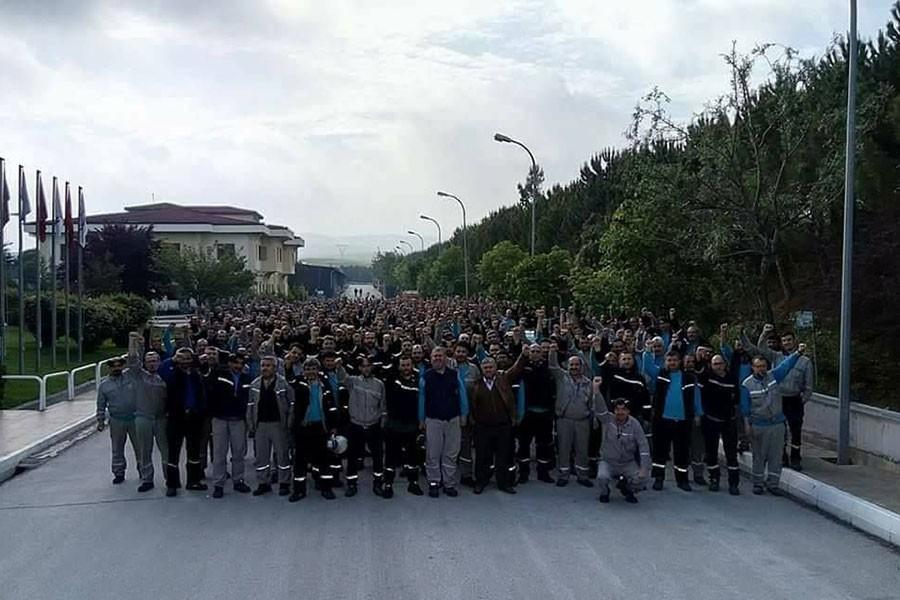 Cam işçilerinden çağrı: Uzlaşı yoksa mücadeleye devam
