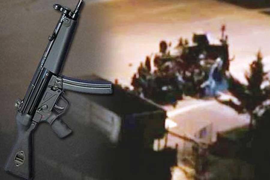 'Silahı, 15 Temmuz gecesi emniyetin önünde dağıtmışlardı'