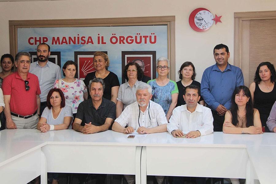 CHP, Akhisar'da zeytin üreticileri ile eyleme hazırlanıyor