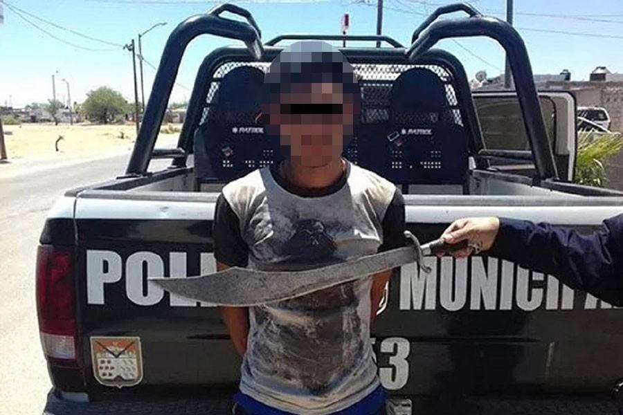 Meksika'da polise, palalı hırsızları öldürme yetkisi verildi