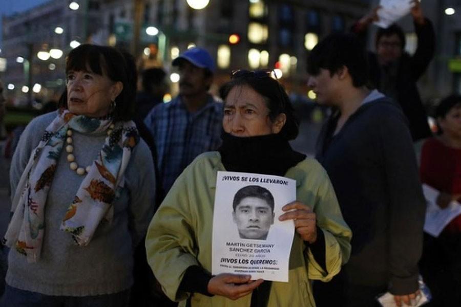 Meksika'da 32 binden fazla kişi kayıp