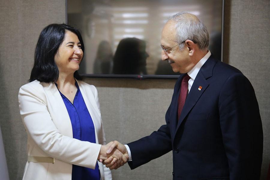 Kemal Kılıçdaroğlu HDP'yi ziyaret etti: Diyalog çağrısı