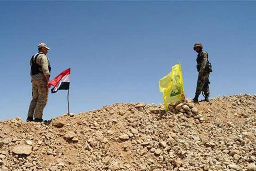 Suriye ordusu, 2014'ten bu yana ilk kez Irak sınırına erişti