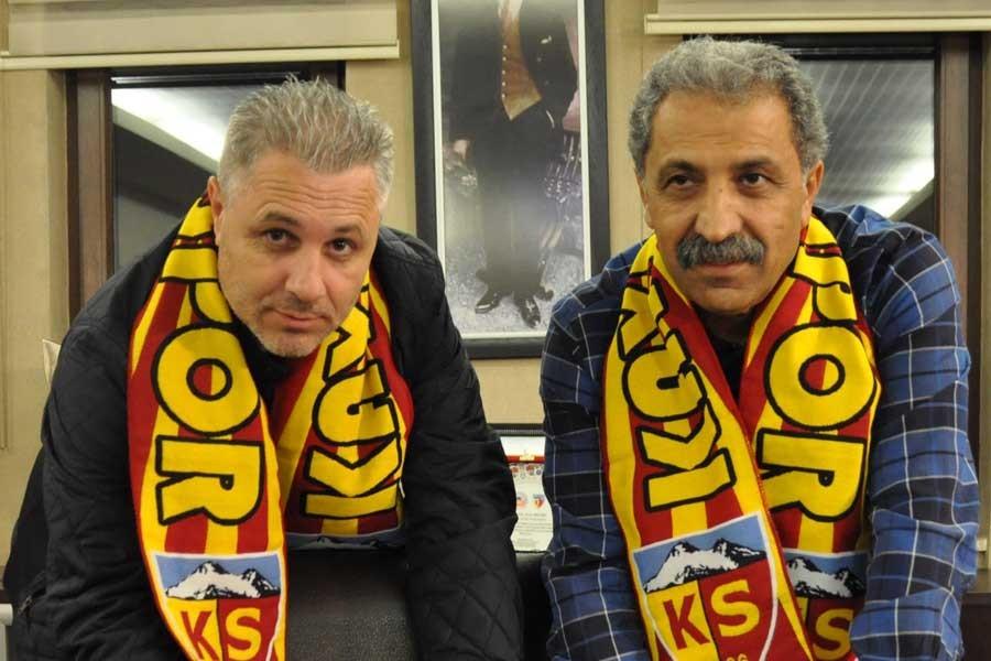 Kayserispor'un yeni teknik direktörü Rumen Sumudica