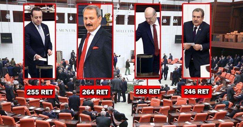 Meclis 'ak'ladı ama  vatandaş 'ak'lamadı