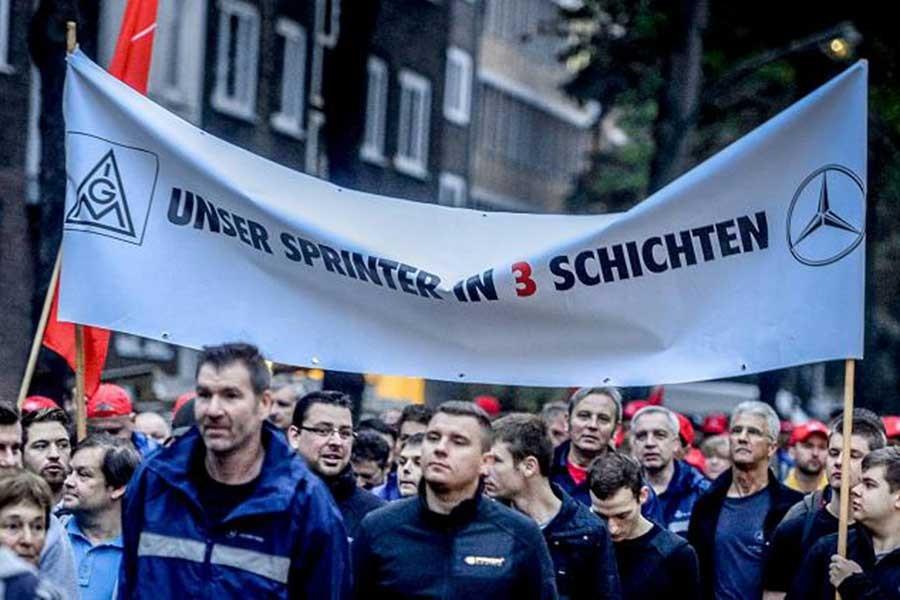 Daimler'de güvencesiz işler artıyor
