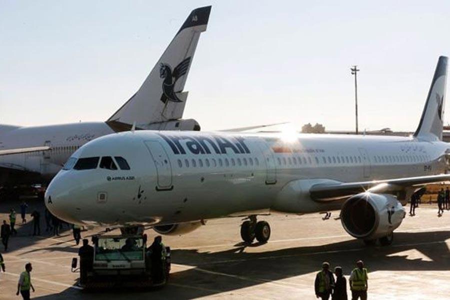 İran'dan Katar'a uçak dolusu yardım