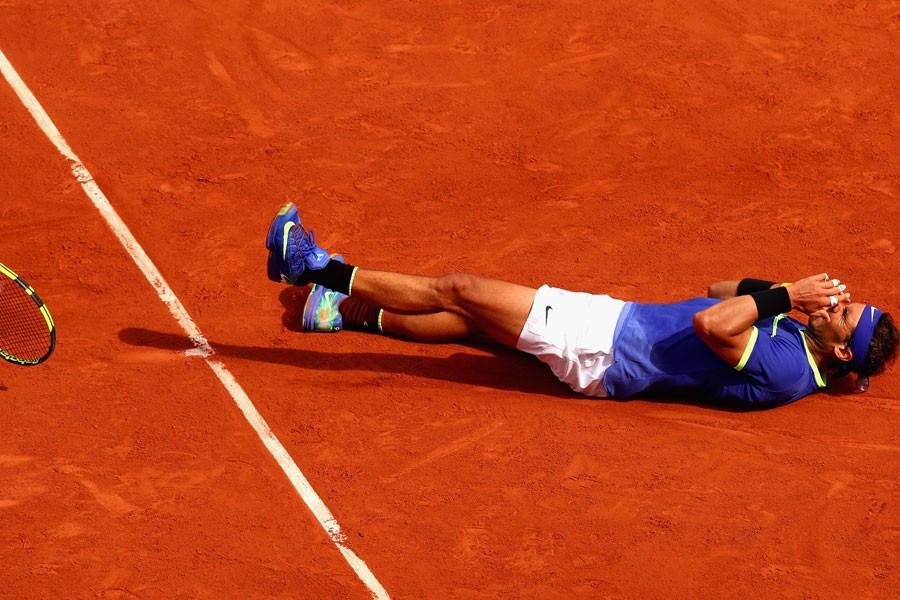 Nadal, Wimbledon'ın da favorisi
