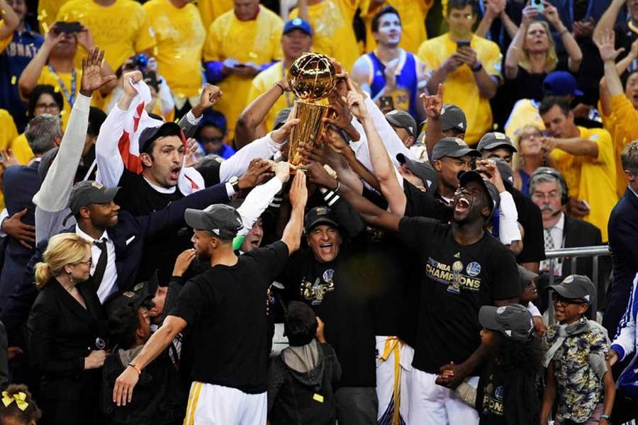 Golden State Warriors bir kez daha NBA şampiyonu