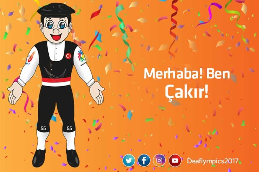 İşitme Engelliler Olimpiyatı'na cinsiyetçi maskot!