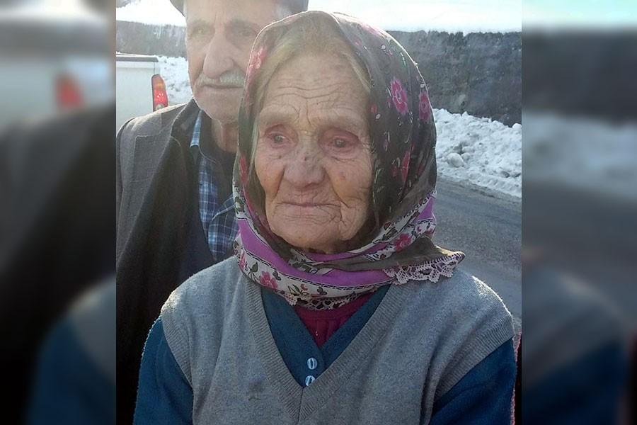 Dağ çileği toplamak için ormana giden yaşlı kadın kayboldu