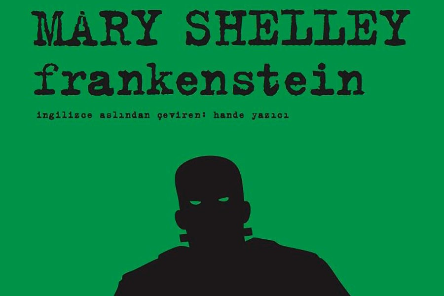 Ayrıntı Yayınları 'Frankenstein'ı toplattı