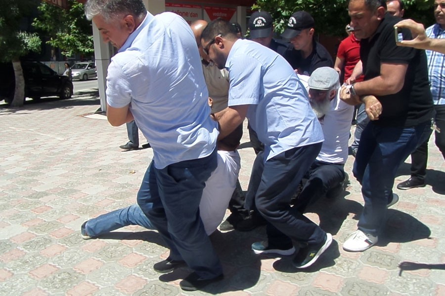 Malatya'daki kamu emekçilerine 105. kez gözaltı