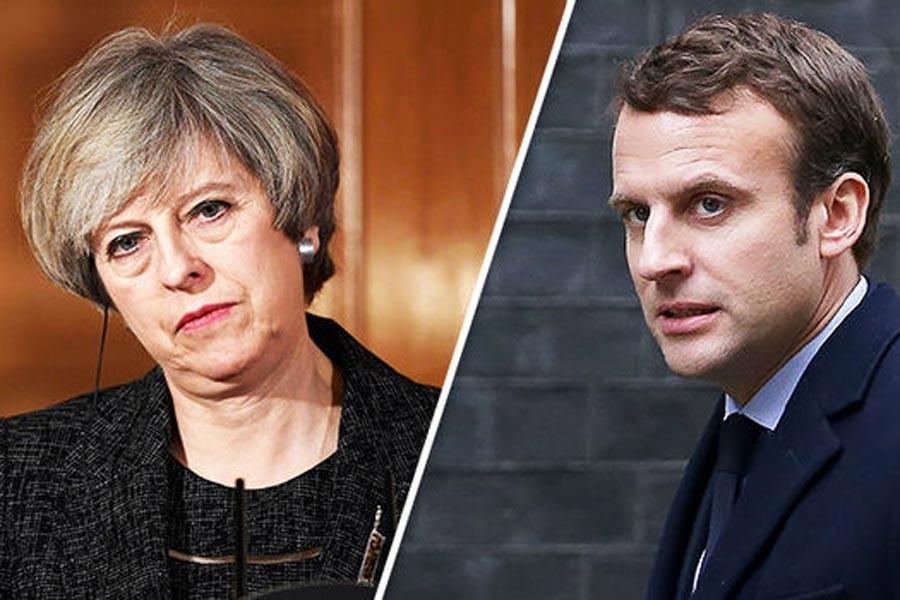 Fransa ve İngiltere, teröre karşı eylem planında anlaştı