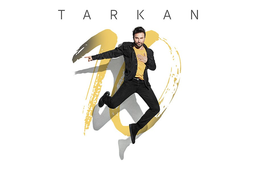Tarkan'ınyeni albümü '10' yarın müzikseverlerle buluşacak