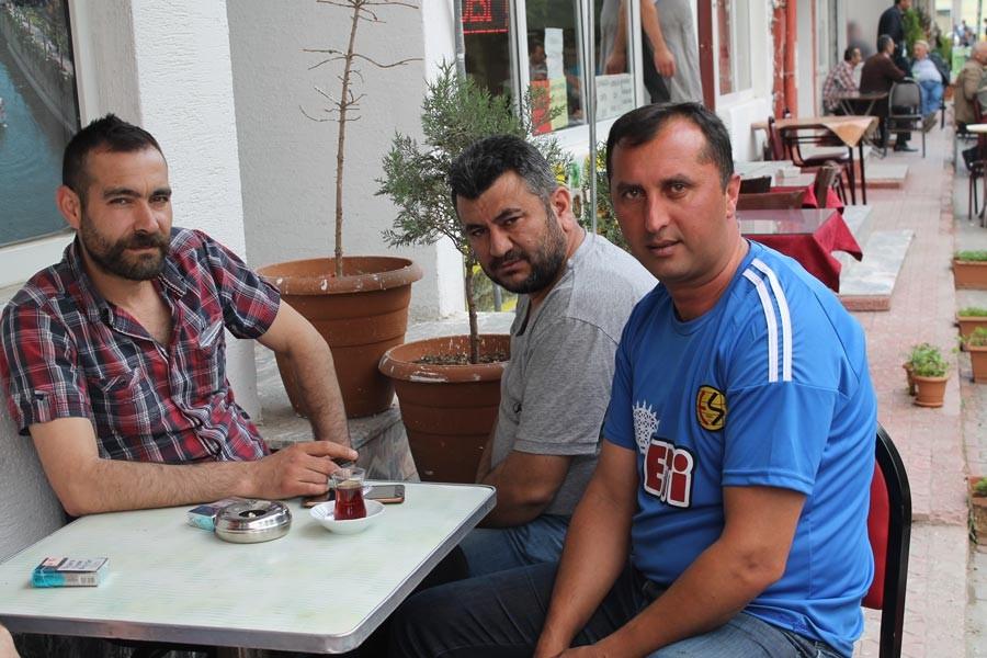 Eskişehir'de işçiler ve futbol