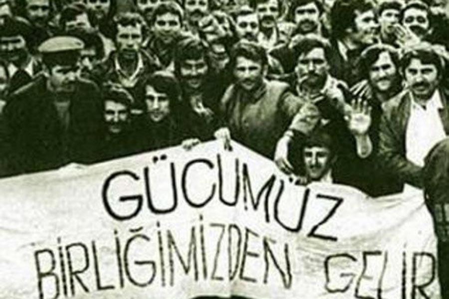 TMMOB: 15-16 Haziran 1970 Büyük İşçi Direnişini Selamlıyoruz
