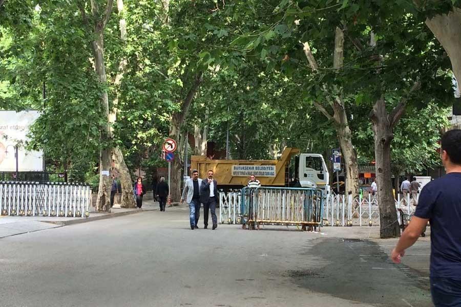 Kılıçdaroğlu'nun yürüyüşü öncesi yollar kapatılıyor