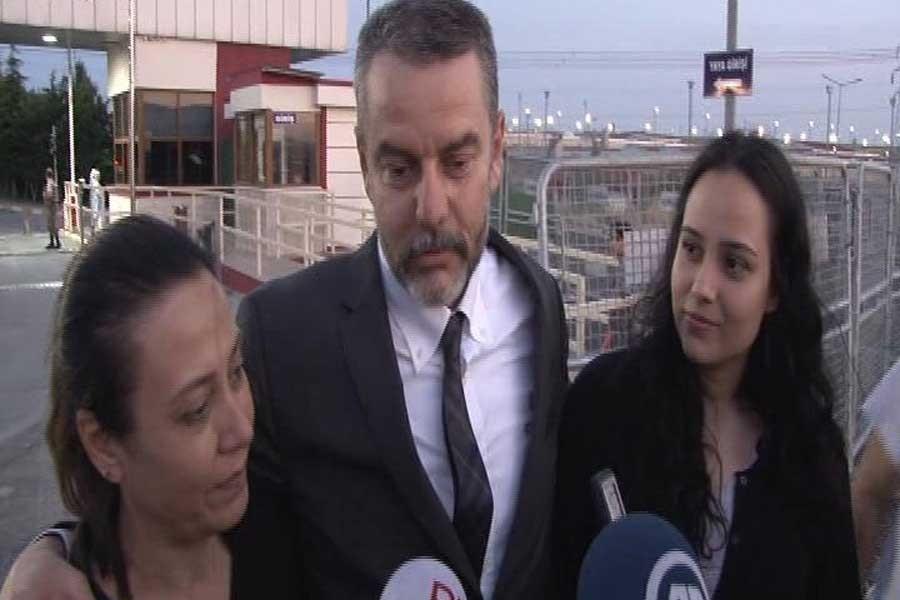 Barbaros Muratoğlu tahliye edildi
