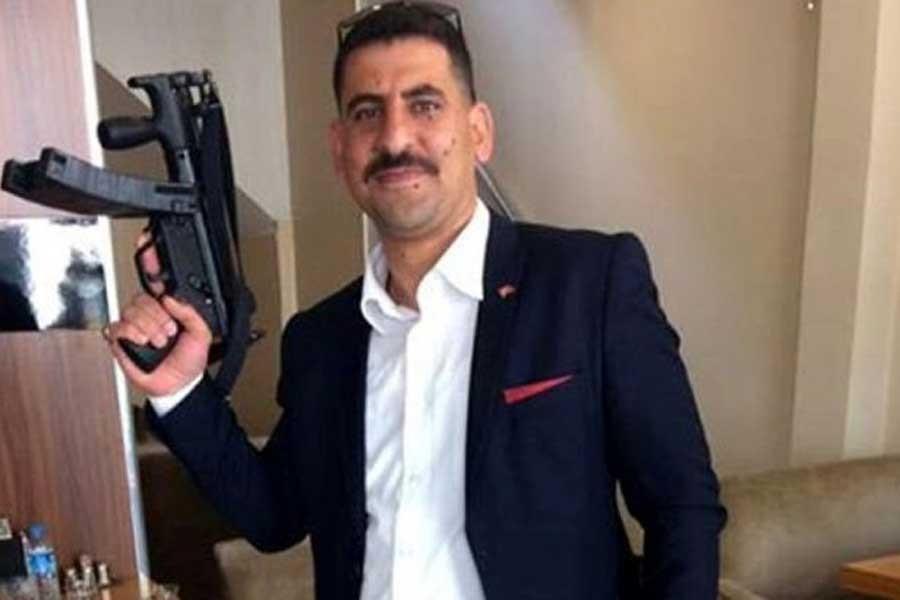 Silahlı AKP üyesi hakkında açıklama yapıldı