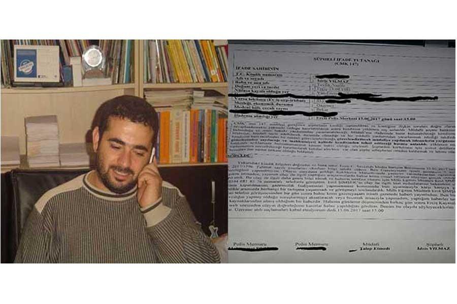 İstismarı haberleştiren gazeteci soruşturma kıskacında