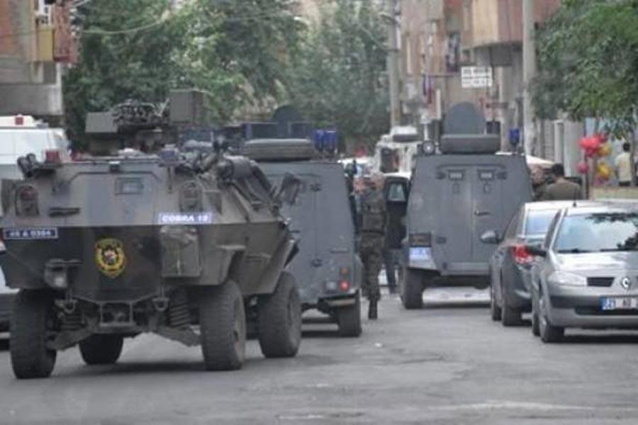 Diyarbakır'da gözaltı sayısı artıyor