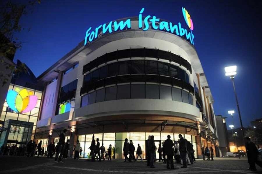 Forum İstanbul AVM'de yanlış alarm