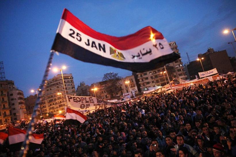 Mısır'da darbenin hedefi  25 Ocak'ın talepleri