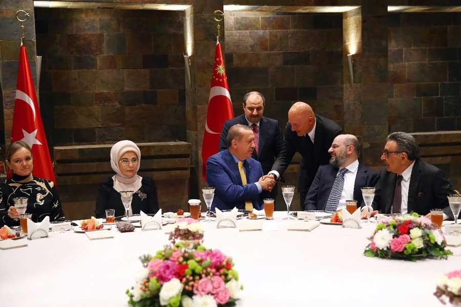 Erdoğan'dan medya patronlarına 'Adalet yürüyüşü' emri