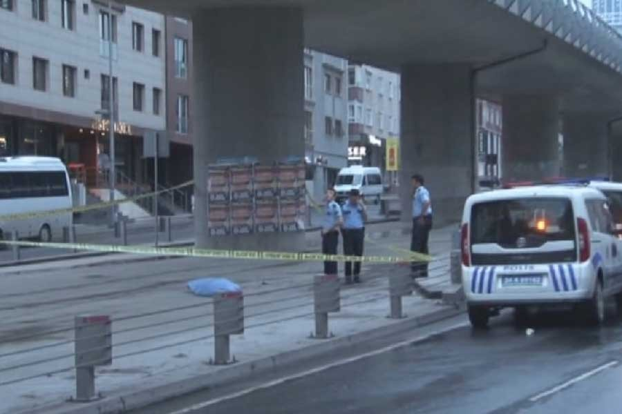 İstanbul Şişli'de şüpheli ölüm