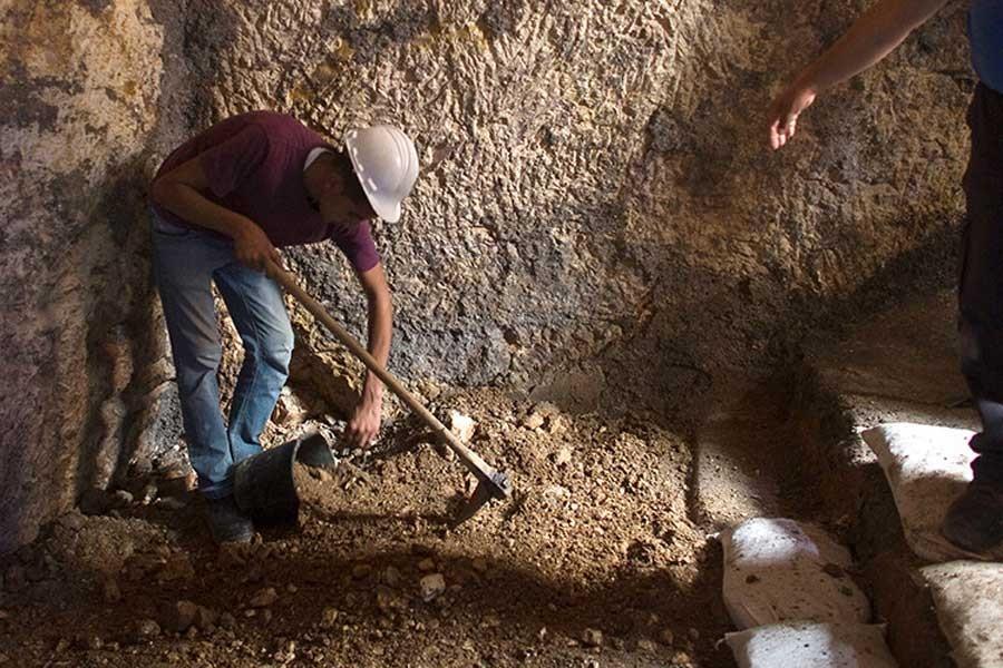 Ezber bozan keşif: Bin yıllık Viking tuvaleti