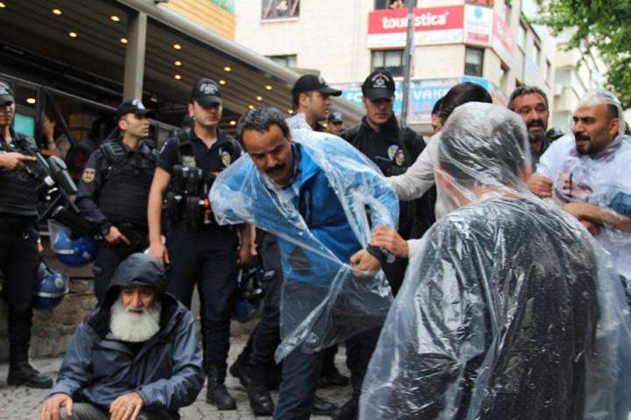 Yüksel Caddesi'ndeki eylemciler: Haklıyız kazanacağız