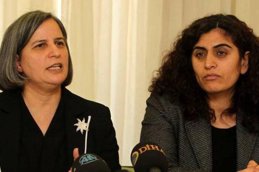 Tuncel ve Kışanak'ın davasında mahkemede heyet yine değişti