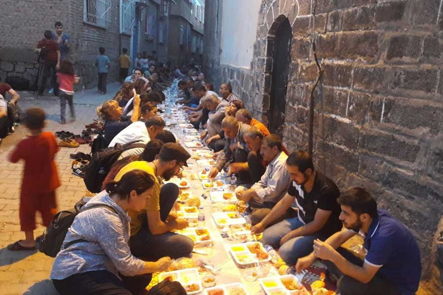 İstanbul Kent Savunması, Yeryüzü Sofrası'na katıldı