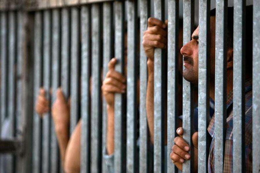 'Bir milyon Filistinliİsrail hapishanelerinden geçti'