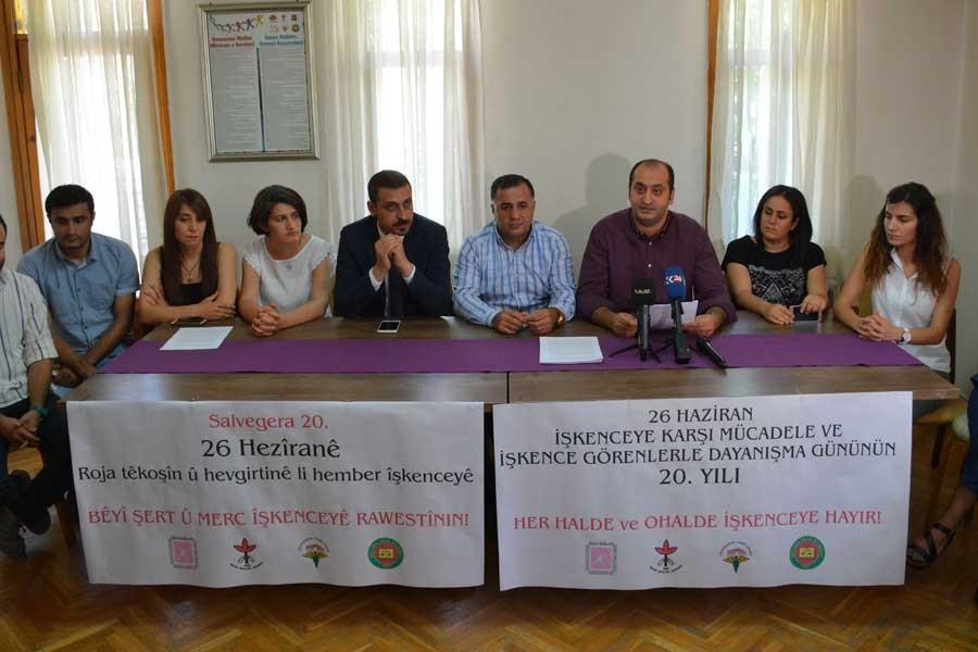 İnsan hakları örgütleri: Yüzlerce kişi işkence gördü!