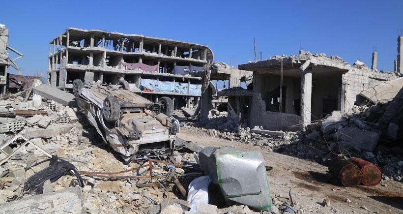 YPG: Kobanê'de 42 IŞİD'li öldürüldü