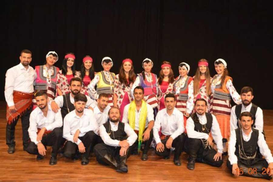 Med Kültür çalışanlarından konser