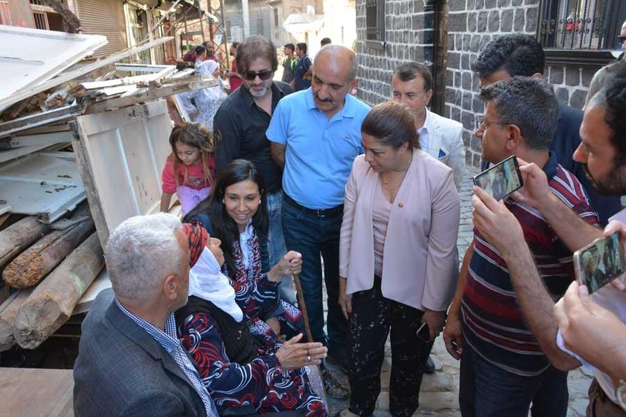 CHP Genel Başkan Yardımcısı Altıok: Adalet için Sur'dayız