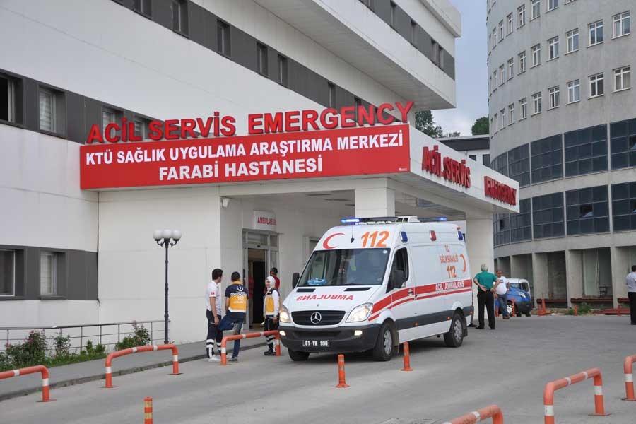 Maçka'da bombalı saldırı: 2 asker hafif yaralı