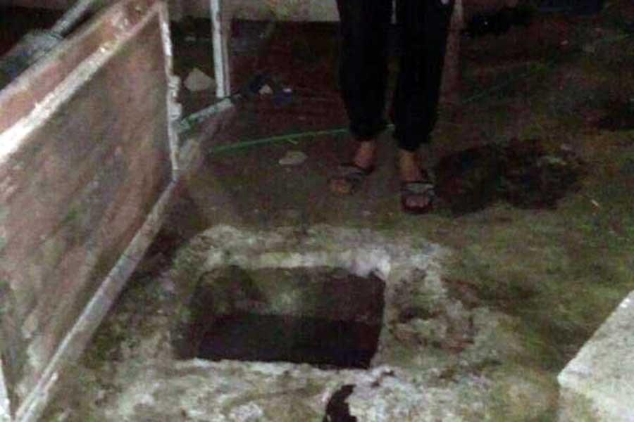 Adana'da foseptik çukuruna düşen 4 kişi hayatını kaybetti.
