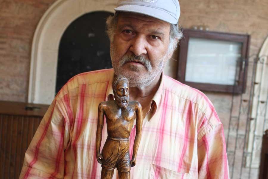 Bir heykeltıraşın hikayesi: İlk çerçiler fark etti