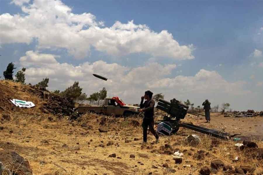 ABD, Suriye'de kendi cihatçı örgütünü kurdu
